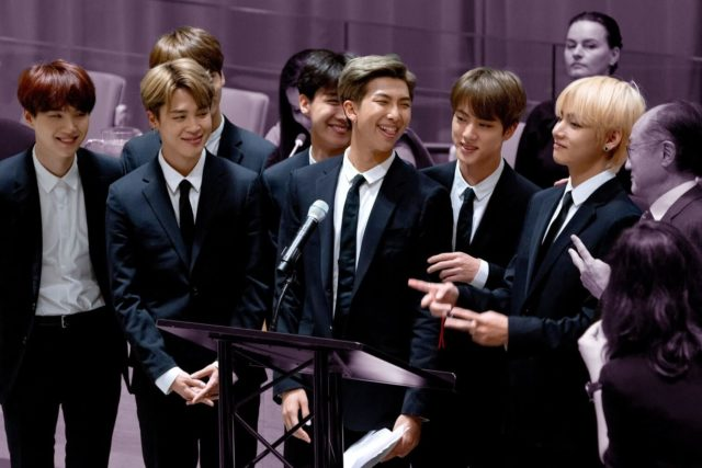 Times Article On BTS