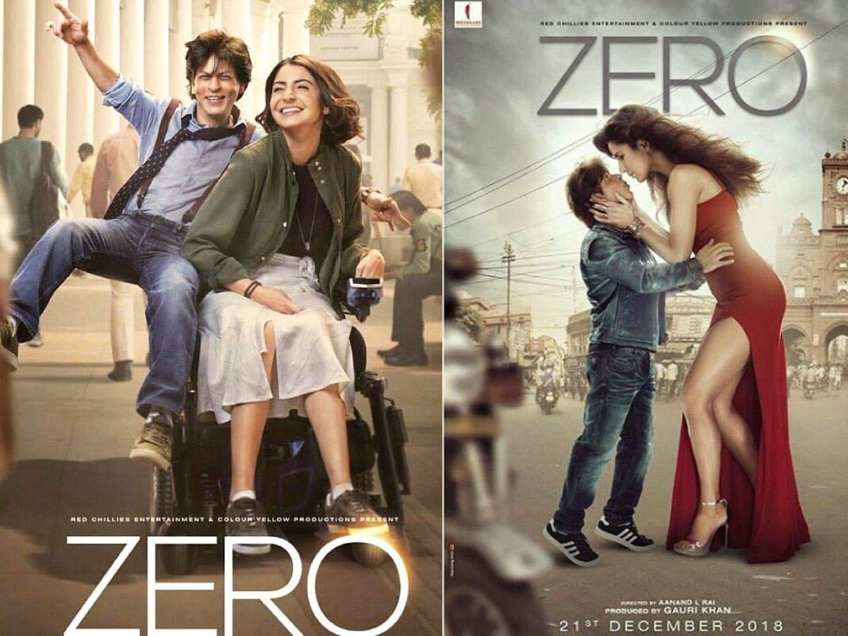 Zero Trailer Fails To Impress Looks Like A Bad Combination Of Jab Tak Hai Jaan And Barfi
