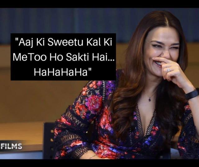 Preity Zinta #MeToo Moment