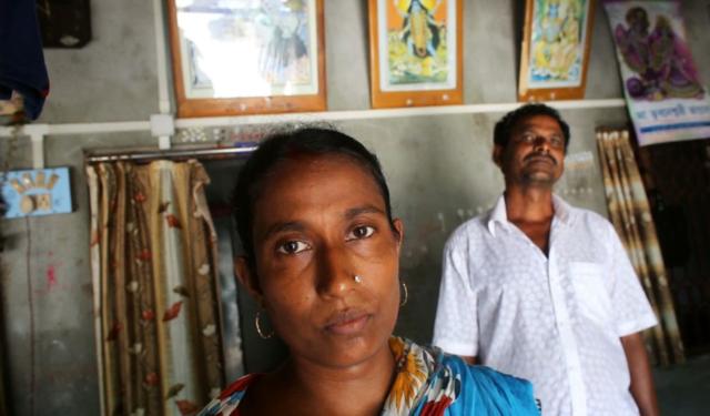 Vanishing islands of Sundarbans
