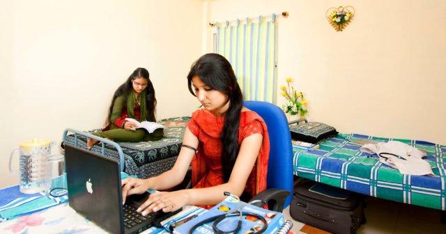 panjab university girls hostel