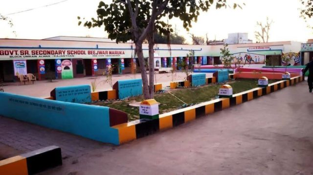 Alwar Govt School
