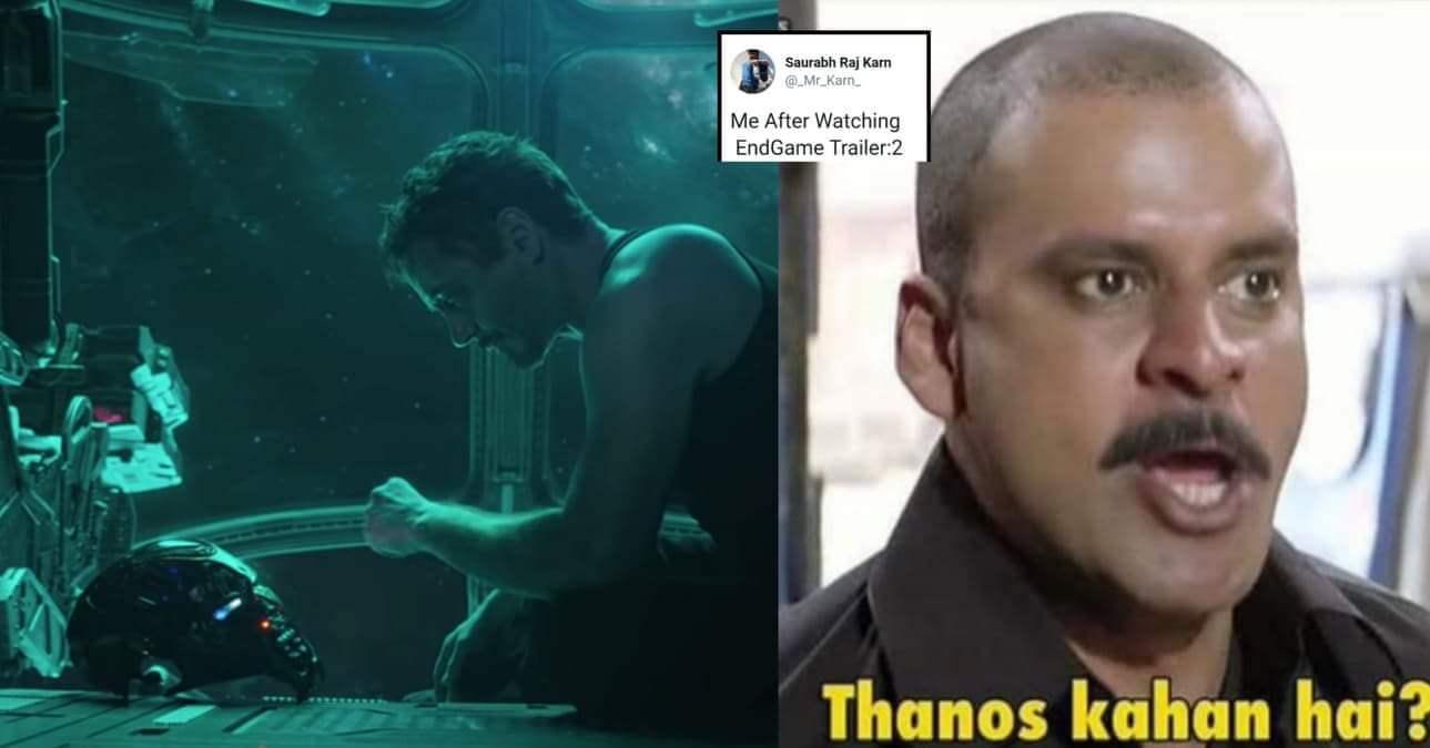As An Indian Marvel Fan I Came Across The Funniest Desi Memes