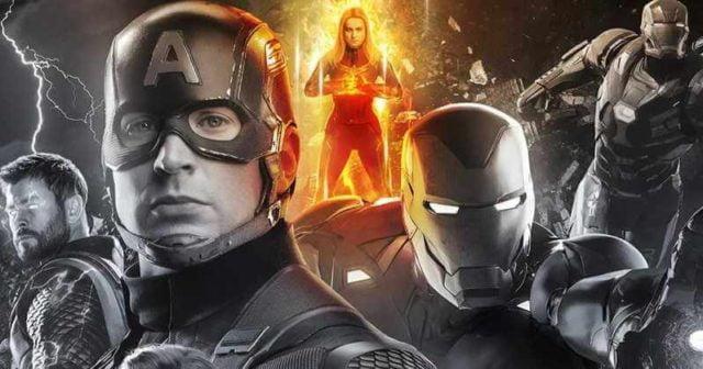 Avengers: Endgame Fan
