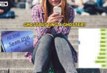 Ghostbusting