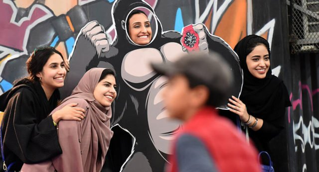 saudi arabia feminism