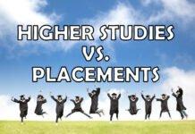 Higher studies millennials