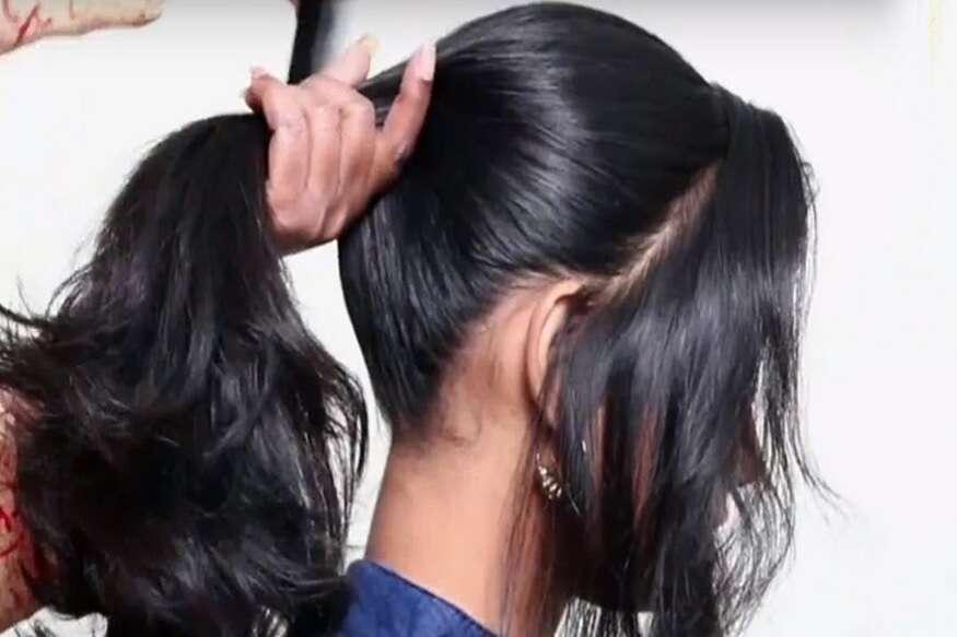 Save Water Telangana Hostel Makes 150 Female Students To Get Haircut