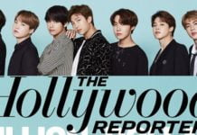 BTS Hollywood Reporter Article