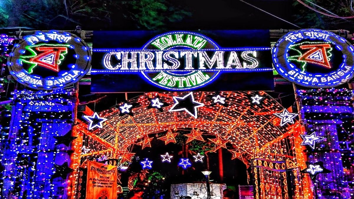 In Pics: Kolkata Is All Decked Up To Celebrate Christmas And Ready To  Welcome The New Year