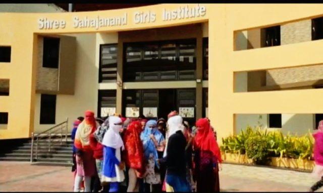 gujarat college asks 68 girls to remove their undergarments