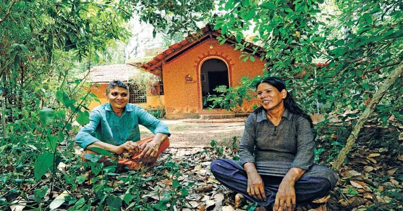 Here's How A Couple From Kerala Built A 'Forest' Around Their House To  Practise Sustainable Living
