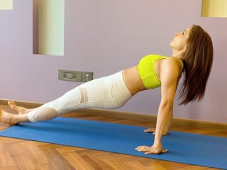 yoga asana nawaz modi singhania mumbai body art gym