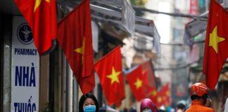 Vietnam lockdown