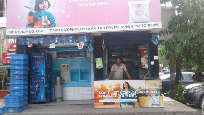 One Can Now Visit A Mother Dairy Booth To Report Domestic Abuse In Delhi