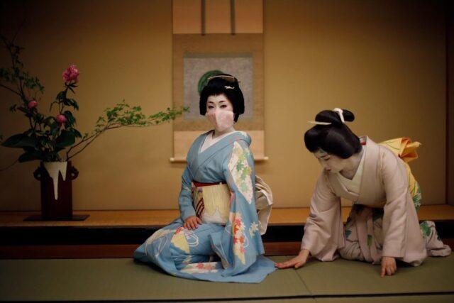 geisha covid