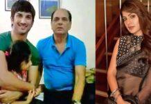 FIR Against Rhea Chakraborty