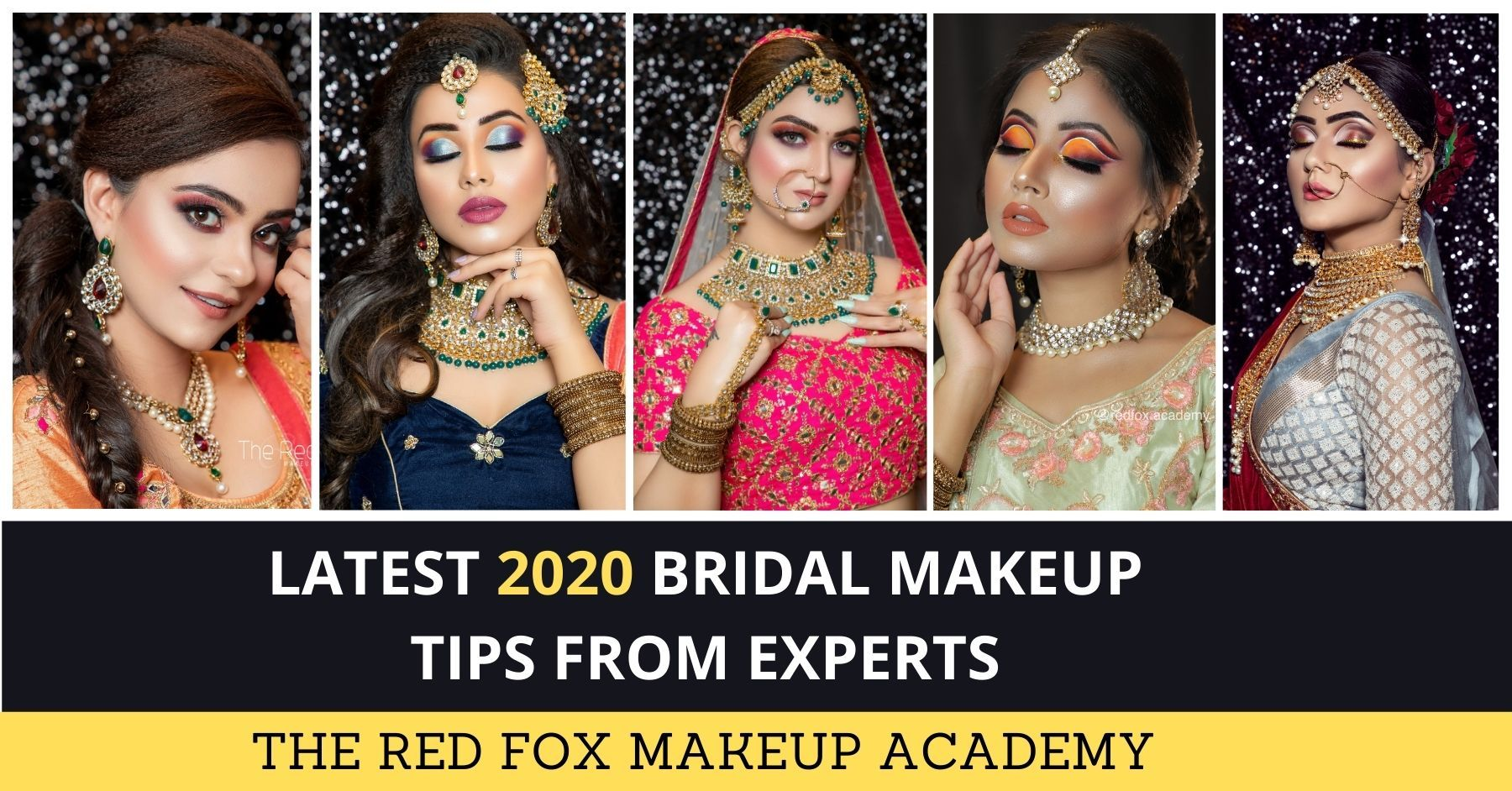 Latest 12 Bridal Makeup Tips From Experts