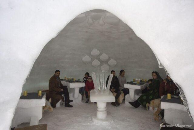 India Igloo Cafe