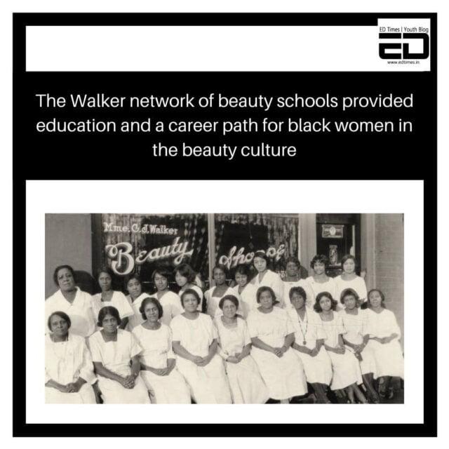 The Legacy Of Madam C.J. Walker