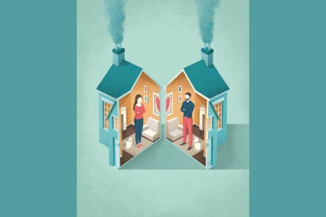 Couples Start Living Like Roommates