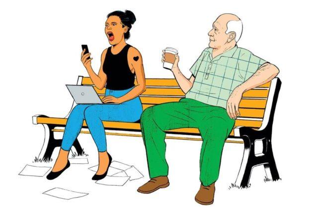 Millennials v/s Boomers