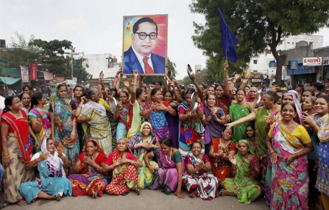 Ambedkar dalits