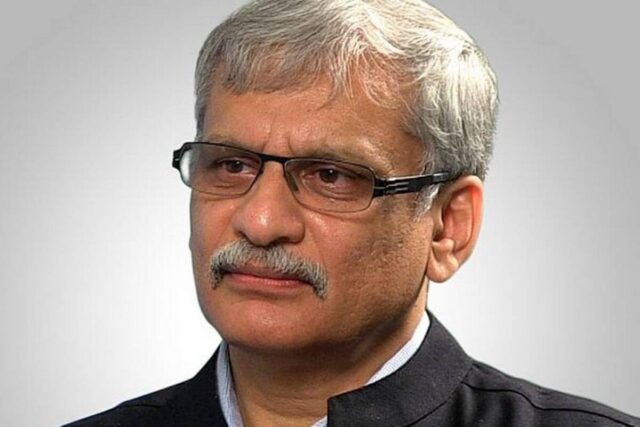 Mr. Errol D'Souza, Director Of IIM Ahmedabad