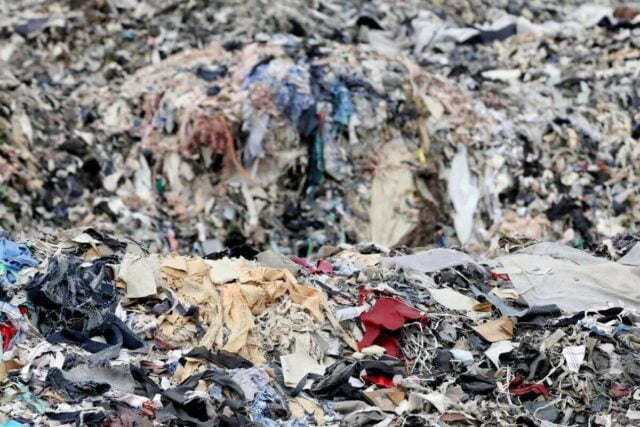 Fast Fashion Clothing Often Ends Up In Landfills Within Months Of Its Purchase