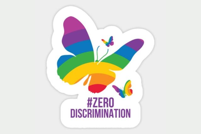 Butterfly: The Symbol Of Zero Discrimination Day
