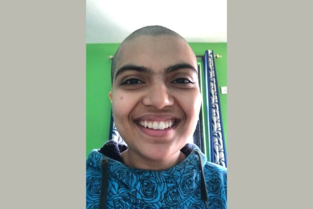 After Four Months, A Little Courage, And A Lot Of Crazy, I Was Finally Able To Shave My Hair And It Was Amazing
