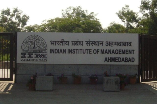 The Ministry of Education Had Asked IIM Ahmedabad For A Copy Of The Thesis In April 2020