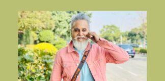 Dinesh Mohan, India's Senior Most Male Model
