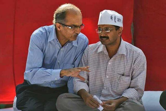 Left-Leaning Like Prashant Bhushan
