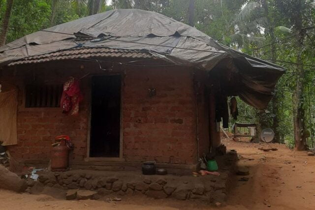 Mr. Ranjith Shared The Image Of His House In The Viral Post