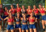Women Beach Handball Team