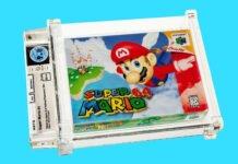 Super Mario Nintendo Video Game