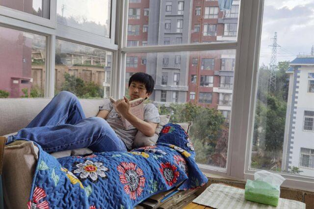 Lying Flat Chinese Millennials