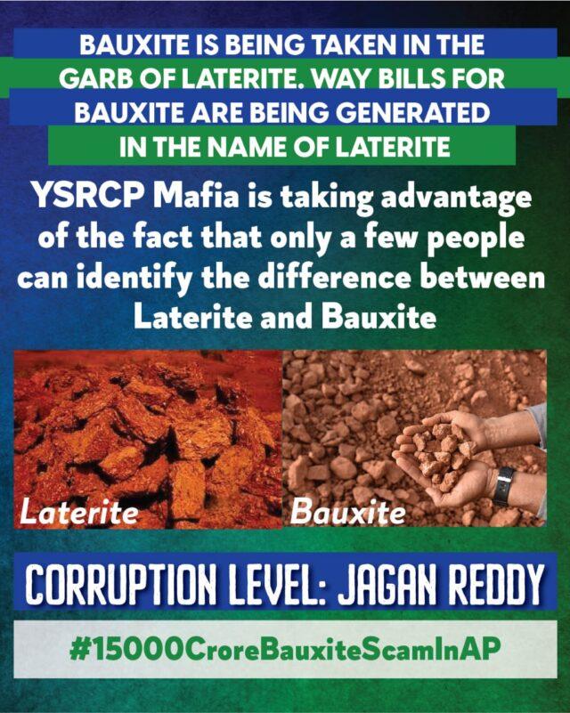 bauxite scam
