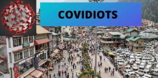 little boy scolds covidiots