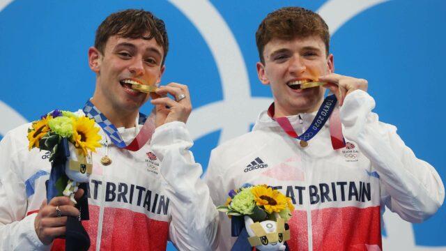 winners bite medals