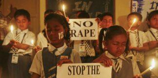 Say No To Child Rape