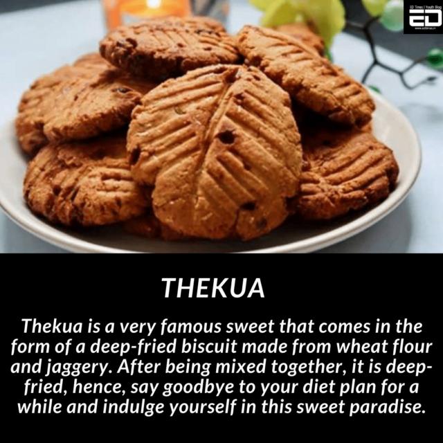 thekua