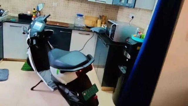bangalore e scooter charging