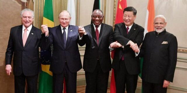 3th BRICS summit to take place on September 9 under India's chairmanship