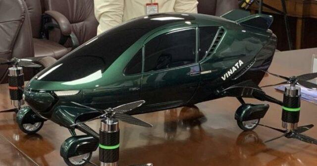 Vinata AeroMobility Flying Car Concept
