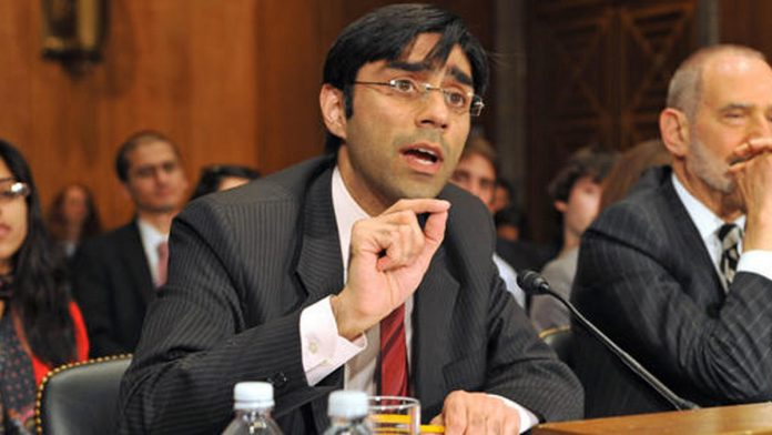 Moeed Yusuf in USIP