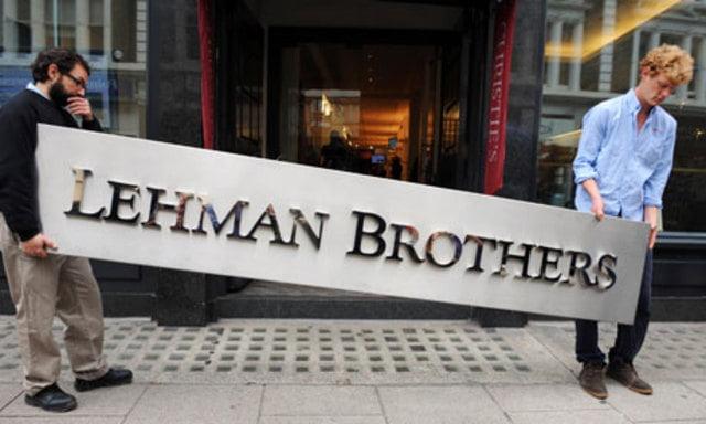 China's Lehman moment