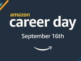 amazon career day