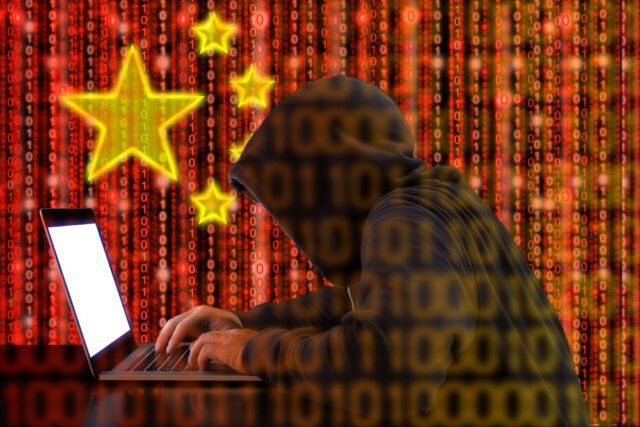 Stylized image of the Chinese hackers' group TAG28